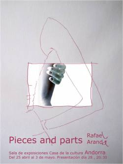 Pieces and parts de Rafael Aranda